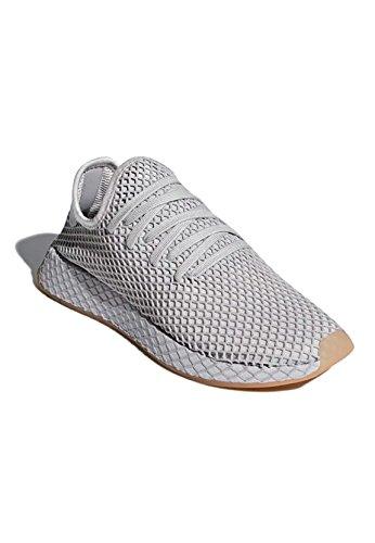 Grey Three Runner Deerupt adidas Calzado awZtAX