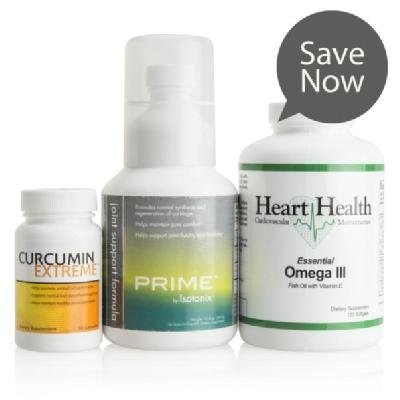 Joint Health Kit with omega3 .Joint Support Formula . Curcumin by Isotonix