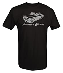 Stealth - American Classic 1955 56 57 58 59 Chevy Bel Air Custom Classic T shirt - 4XL