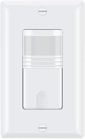 Amazon.com: ECOELER - Interruptor de sensor de pared con ...