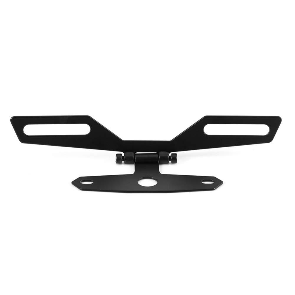 Scooter Top qualit/é moto Support de plaque immatriculation quad