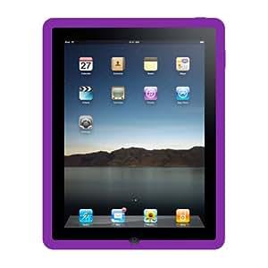 Ipad iPad WiFi 3G Luxmo Silicone Skin Protector Case (Green)
