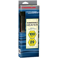 Marineland Visi-Therm Aquarium Heater, 100-Watt