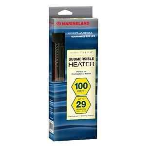 Marineland Visi-Therm Aquarium Heater, 100-Watt 95