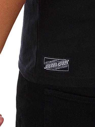 T-Shirt Santa Cruz Bolt Stack Nero (M , Nero)