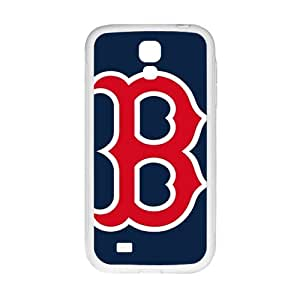 DAZHAHUI boston red sox Phone Case for Samsung Galaxy S4