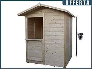 Home Idea italia-chiosco 168x 174cm–1puerta
