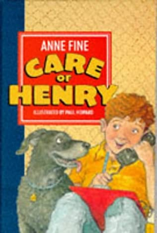book cover of Care of Henry