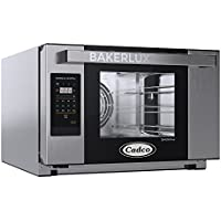 Cadco XAFT-03HS-GD Bakerlux GO Heavy-Duty Electric Countertop Convection Oven, (3) Half Size Sheet Pan Capacity