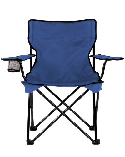 TravelChair C-Series Rider Chair, Foldable and Portable for Camping Fun, Blue