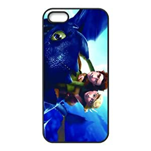 Custom How to Train Your dragon Hard Case for iPhone 5/5s P5-246