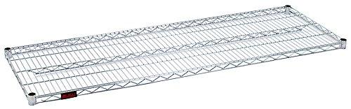 Eagle 3048C Wire Shelf, Chrome Plated, 30