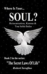 Where Is Your Soul?: (Reincarnation, Karma And Your Subtle Bodies) (The Secret Laws Of Life Book 2) (English Edition)