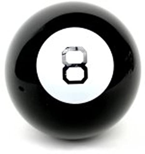Amazon.es: Mystic 8 Ball - Bola mágica
