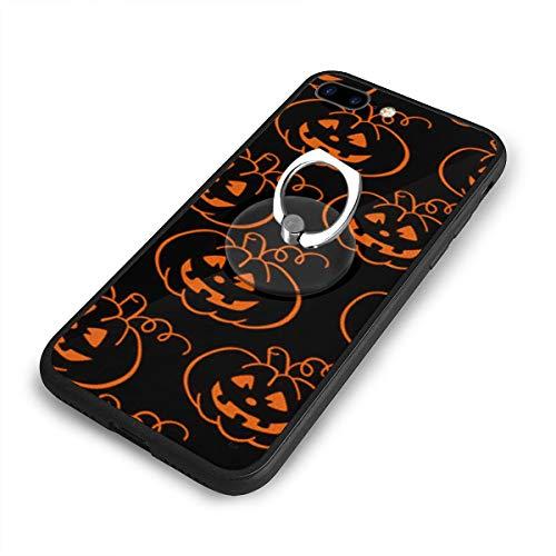 iPhone 7/8 Plus Drop Protection Cover Halloween Pumpkins Jack-O-Lantern iPhone 7/8 Plus -