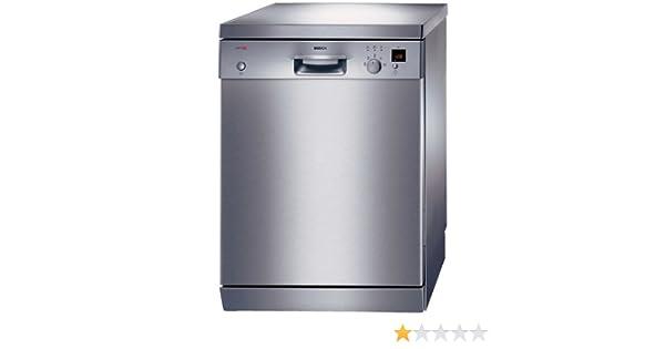 Bosch SGS45E08EU Independiente 12cubiertos A lavavajilla ...