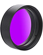 UHC Deep Sky Light High Contrast Pollution Light Telescope Eyepiece Filter,1.25 Inch Astronomy Filter Lens Accessories for City,Suburban Observation