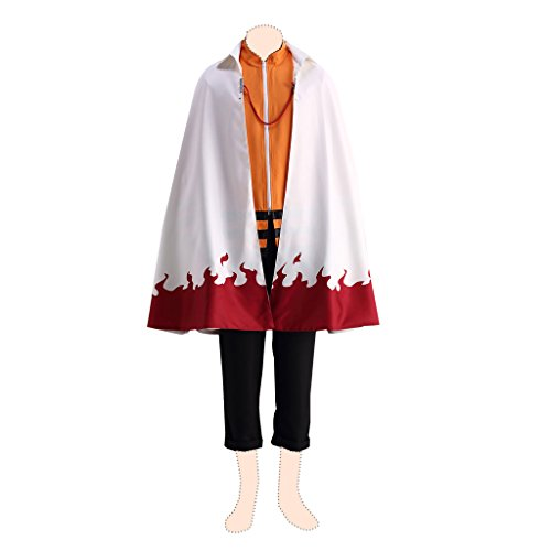 NARUTO cosplay costume Naruto Uzumaki Ver.11 Natuto for sale  Delivered anywhere in Canada