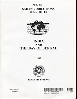 India and the Bay of Bengal, 2002 (Paper with CD-ROM): Pub. 173 ...