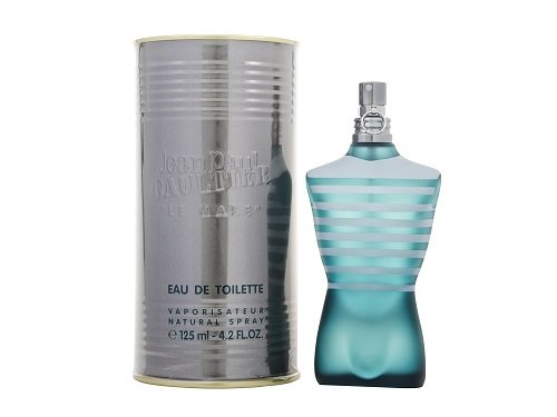 Jean Paul Gaultier Le Male By Jean Paul Gaultier For Men. Eau De Toilette Spray 4.2 Oz. (The Best Male Fragrance)