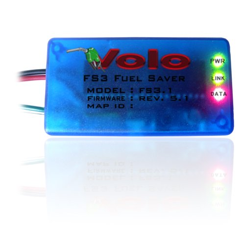 - Volo FS3 Fuel Saver Chip/ECU Tuner for 2003 Ford E-450 Super Duty Stripped Chassis 5.4L 6.8L 7.3L