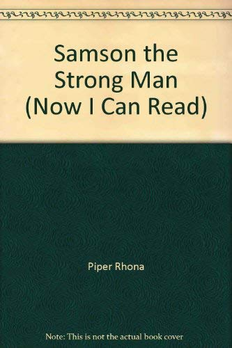 (Samson Strong Man (Now I Can Read))