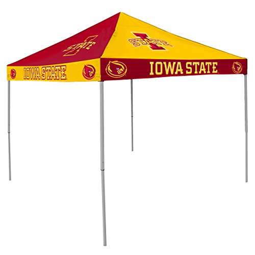 State Tailgating Tent (NCAA Iowa State Cyclones Checkerboard Tent)