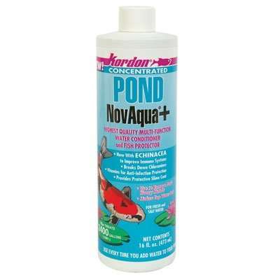 kordon-30011-pond-novaqua-plus-concentrated-conditioner-for-aquarium-1-gallon
