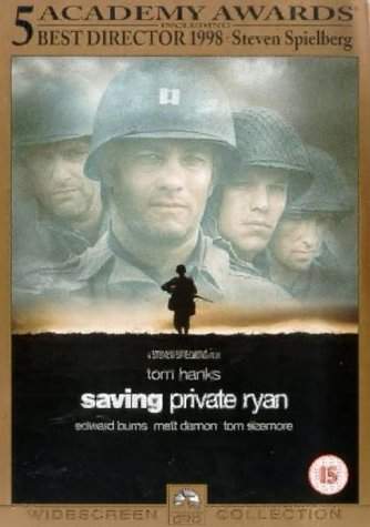 Saving Private Ryan [DVD] [1998]: Amazon.co.uk: Tom Hanks, Matt ...