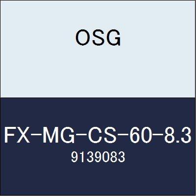 OSG 3枚刃カンターシンク FX-MG-CS-60-8.3 商品番号 9139083