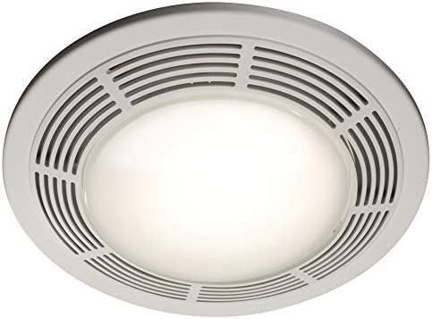 Broan-NuTone 750 Bath Fan, 100 CFM and 5.0-Sones, White