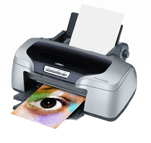 Amazon.com: Epson Stylus Photo R800 Inkjet Printer: Electronics