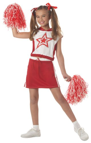 High School Spirit Star Costume (Girl - Child Large 10-12)