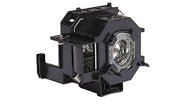 Projector Lamp Assembly with Genuine Original Osram P-VIP Bulb inside. Home Cinema 8700UB Epson Projector Lamp Replacement
