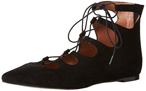 JONAK Detodo - Zapatos atados al tobillo Mujer Noir (26)