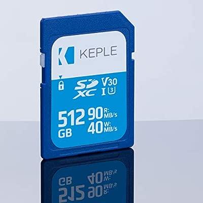 512GB Tarjeta SD Tarjeta de Memoria Alta Velocidad ...