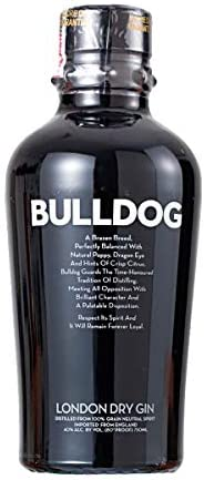 Gin Bulldog, 750ml