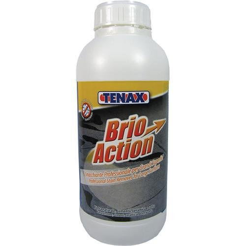 Tenax BrioAction 3 Professional Stain Remover - 1 Liter