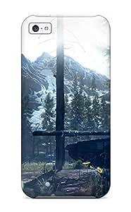 Premium Tpu Battlefield 3: Armored Kill Cover Skin For Iphone 5c