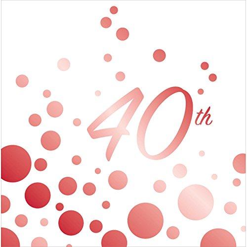 40th Anniversary Tableware - 8