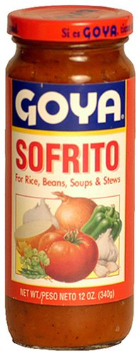 Goya Sofrito Tomato Cooking Base 12 Ounces (Pack of 3)