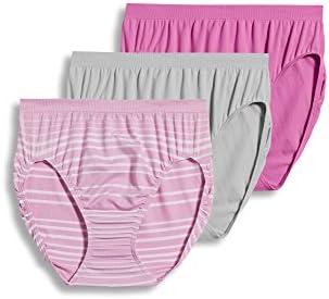 find workmanship value for money world-wide renown Jockey Women's Underwear Comfies Microfiber French Cut - 3 ...