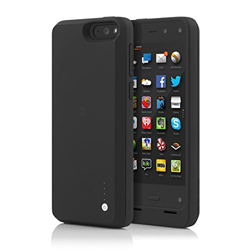 Amazon Fire Phone Case, Incipio [Battery Case][Backup Battery] offGRID Case for Amazon Fire Phone-Black