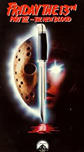 Friday the 13th Part 7:New Blood [VHS]