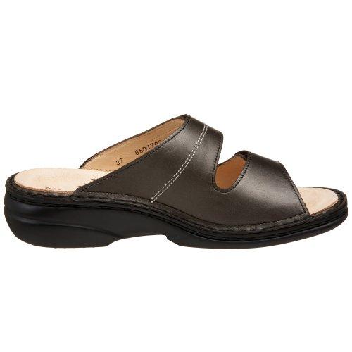 Find Comfort Womens Sansibar Sandal Cigar