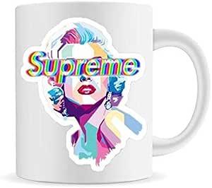 كوب قهوة - مارلين الرمز