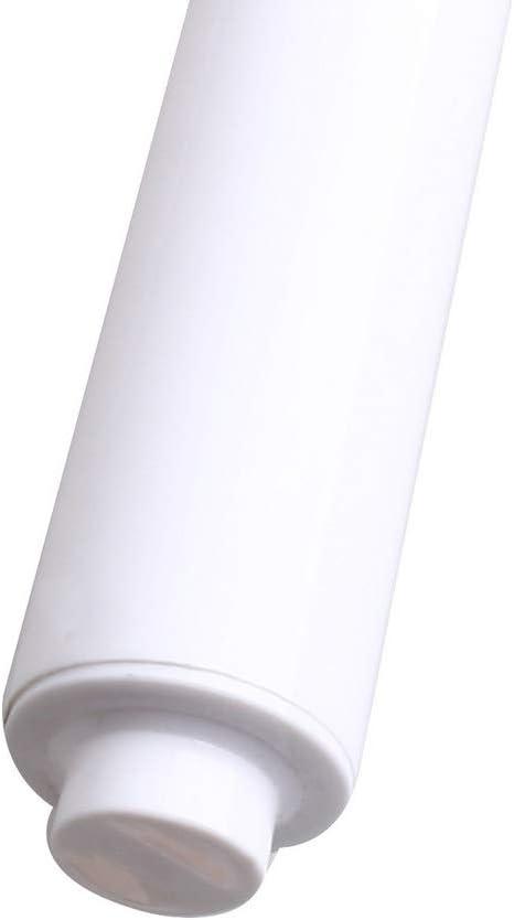 in plastica 3 pezzi Portarotolo di carta igienica Nuosen