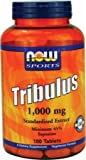 NOW Foods – Tribulus 1000 mg. – 180 Tablets For Sale