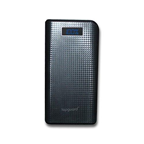 Lapguard 20800 mAh Lithium Ion Power Bank LG807  Black