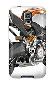 Snap-on Case Designed For Galaxy S5- Aprilia Fv 1200 8211 Motorcycles